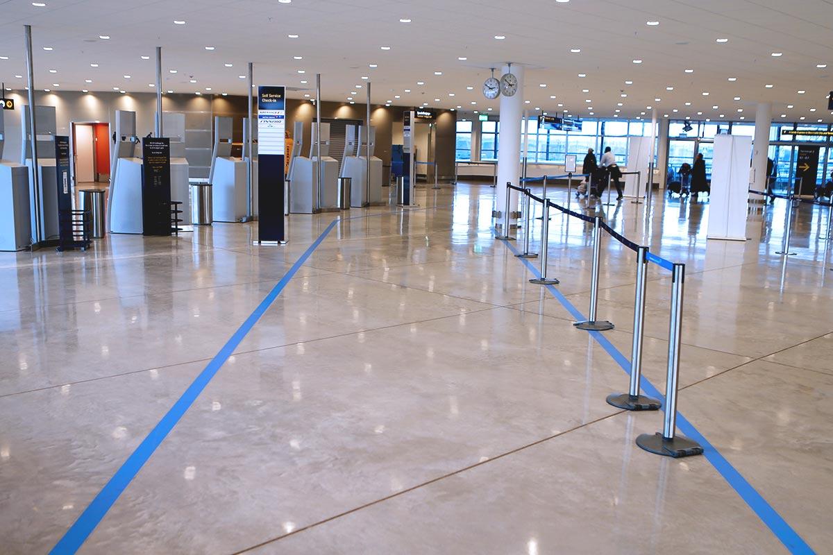 Arlanda Terminal 2 Mastertop 135PG